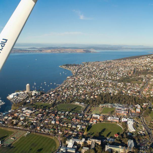 Hobart City Scenic tour